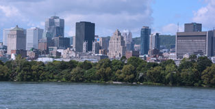 Монреаль городской Стоковые Изображения