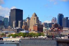 Монреаль городской Стоковые Изображения RF