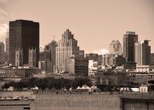 Монреаль городской Стоковые Фотографии RF
