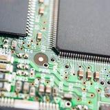 Монтажная плата компьютера Стоковое Изображение RF