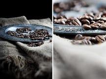 Монтаж кофейного зерна Стоковые Изображения