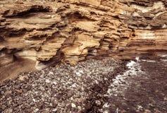 Монтана Amarilla стоковое изображение rf