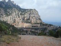 Монтсеррат, Испания Стоковая Фотография