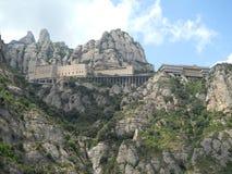 Монтсеррат, Испания Стоковое Изображение