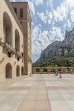 Монтсеррат, Каталония, Испания Стоковое Изображение RF