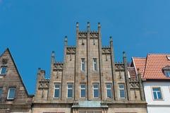 Монументальные фасады Стоковые Изображения RF