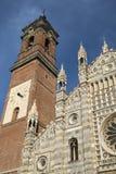 Монца Италия: исторический собор Стоковая Фотография