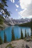 морена озера Стоковое Изображение