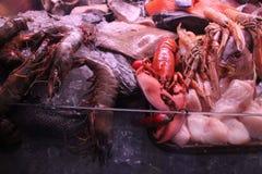Морепродукты Стоковая Фотография RF