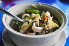 морепродукты TomYum thaifood Стоковые Фотографии RF