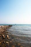 море банка Стоковое Изображение