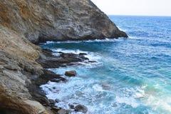 Море берега Стоковое Изображение RF