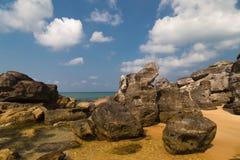 Море бирюзы стоковое фото rf