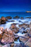 море бурное Стоковые Изображения