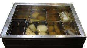 море вкусного лимона японии еды рыб свежего японского материальное сырцовое Стоковая Фотография RF