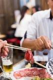 море вкусного лимона японии еды рыб свежего японского материальное сырцовое Стоковое фото RF