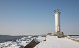 море волнореза залива Стоковые Фото