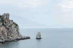 Море Море всегда завораживающе стоковые фотографии rf