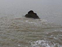 Море в небе утра Стоковые Фото