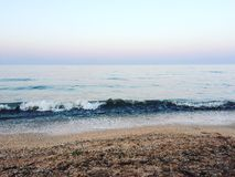 Море в Украине Стоковые Фото
