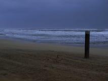 Море в шторме Стоковое Изображение