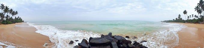 Море в 180 Стоковые Изображения