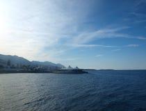 Море в Kirenia Стоковые Изображения