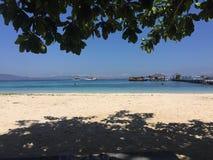 Море в Lombok Стоковое Изображение RF