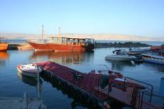 Море Галилеи (озера) Kineret, Израиля Стоковая Фотография