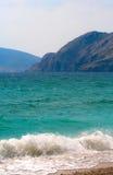 море горы Стоковые Фотографии RF