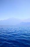 море горы Стоковое фото RF
