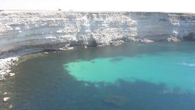 Море, горы Стоковое Изображение