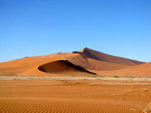 море дюны Стоковые Изображения