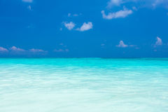 Море лета Стоковое Фото