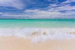 Море лета Стоковые Изображения RF