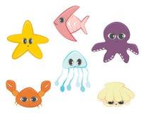 море животных Стоковая Фотография RF