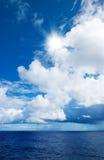 море идиллии Стоковое фото RF