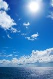 море идиллии Стоковая Фотография