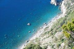 море Италии Стоковая Фотография