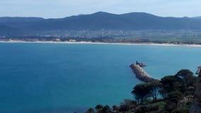 Море и ландшафты стоковая фотография