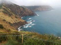 Море и гора Филиппин Стоковые Изображения RF