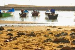 Море и корабли стоковое изображение rf