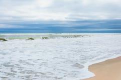 Море и небо Стоковая Фотография RF