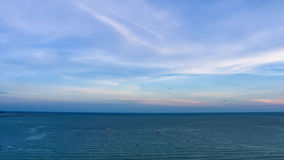 Море и небо акции видеоматериалы