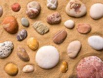 море камушков Стоковые Изображения RF