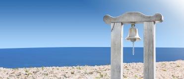 Море колокол Стоковое фото RF