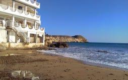 Море к югу от Испании Стоковые Фото