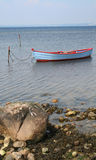море ландшафта шлюпок Стоковая Фотография