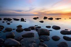 море ландшафта Стоковое фото RF