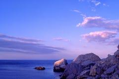 море ландшафта Стоковые Изображения RF